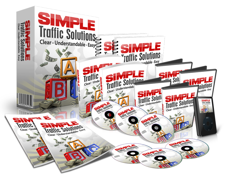 Simple Traffic Solutions Digital Product